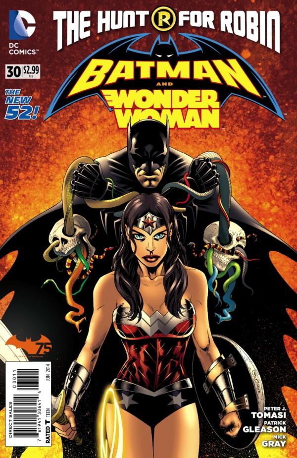Batman and Robin #30