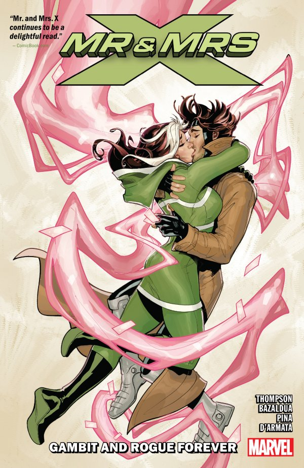 Mr. & Mrs. X Vol. 2: Gambit and Rogue Forever TP