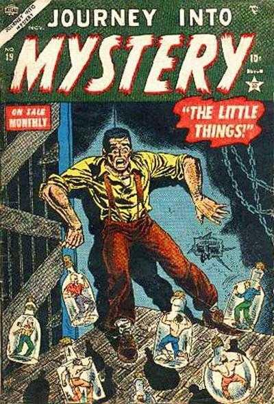 Journey into Mystery #19