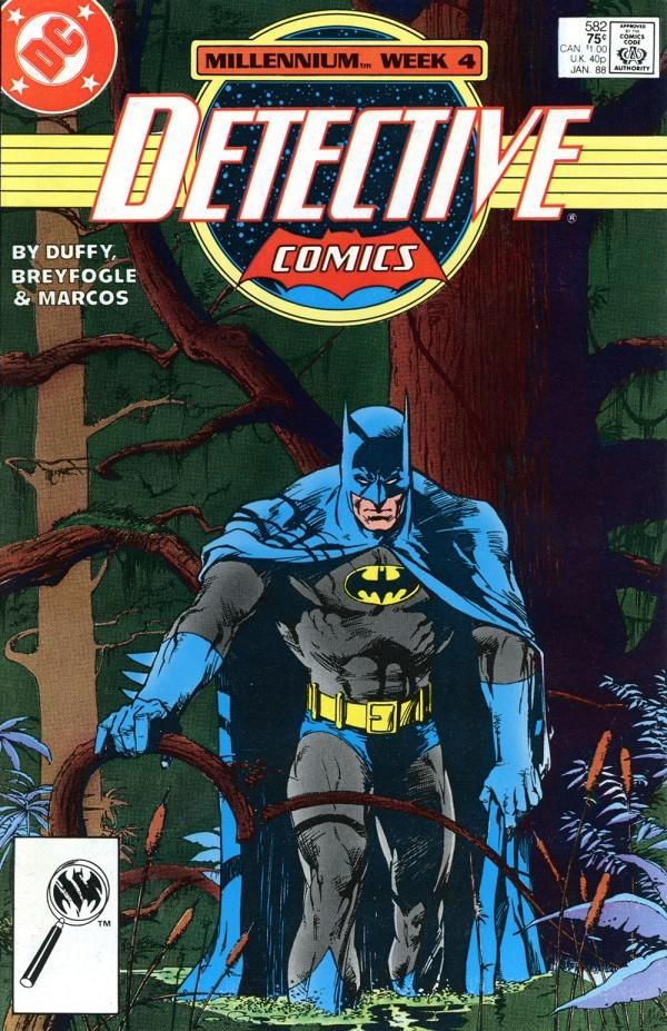 Detective Comics #582