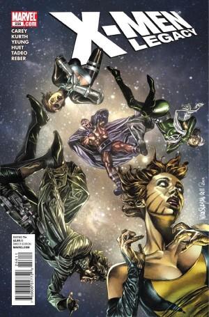 X-Men: Legacy #256