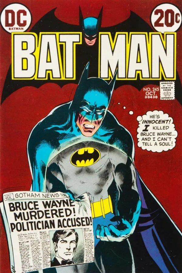 Batman #245