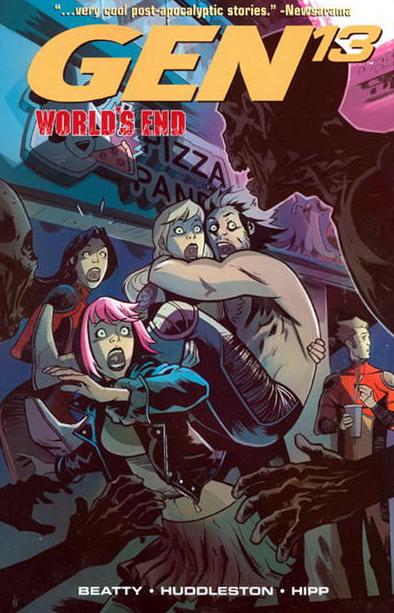 Gen13 Vol. 4: World's End TP