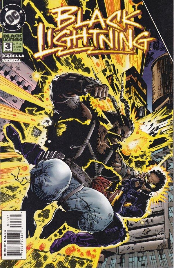 Black Lightning #3