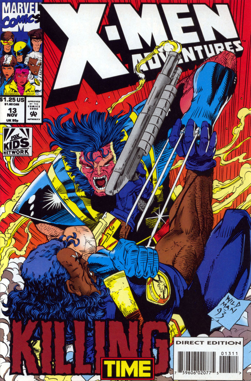 X-Men Adventures #13