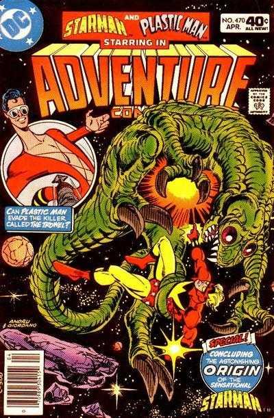Adventure Comics #470