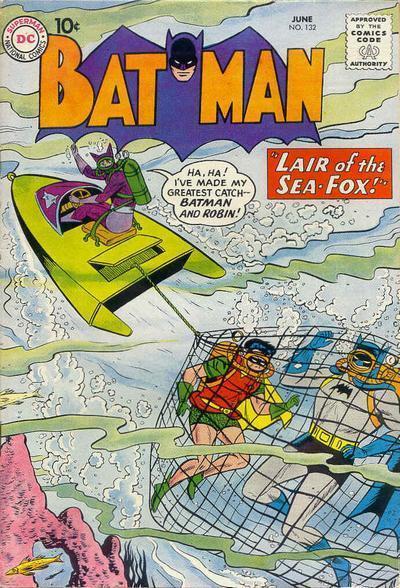 Batman #132