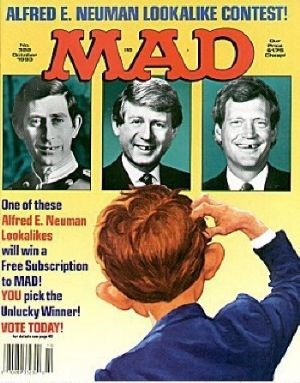 Mad Magazine #322