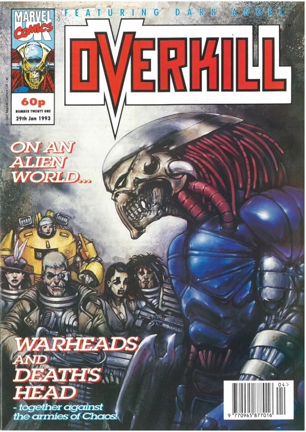 Overkill #21