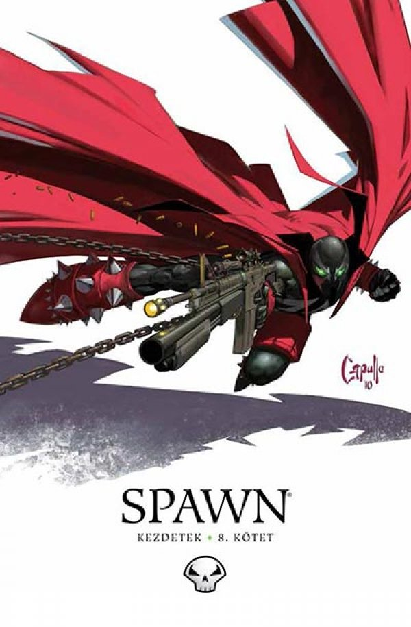 Spawn Kezdetek 8. Kötet HC