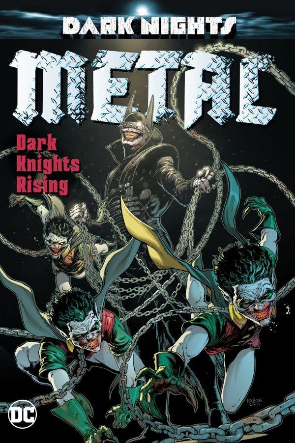 Dark Nights: Metal - Dark Knights Rising HC