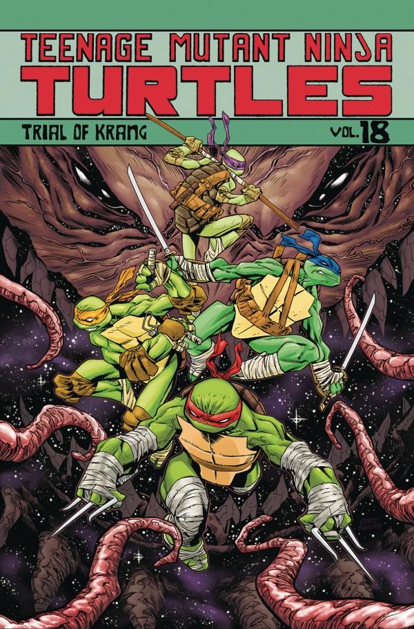 Teenage Mutant Ninja Turtles Vol. 18: Trial of Krang TP