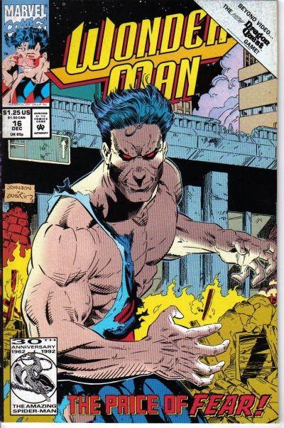 Wonder Man #16