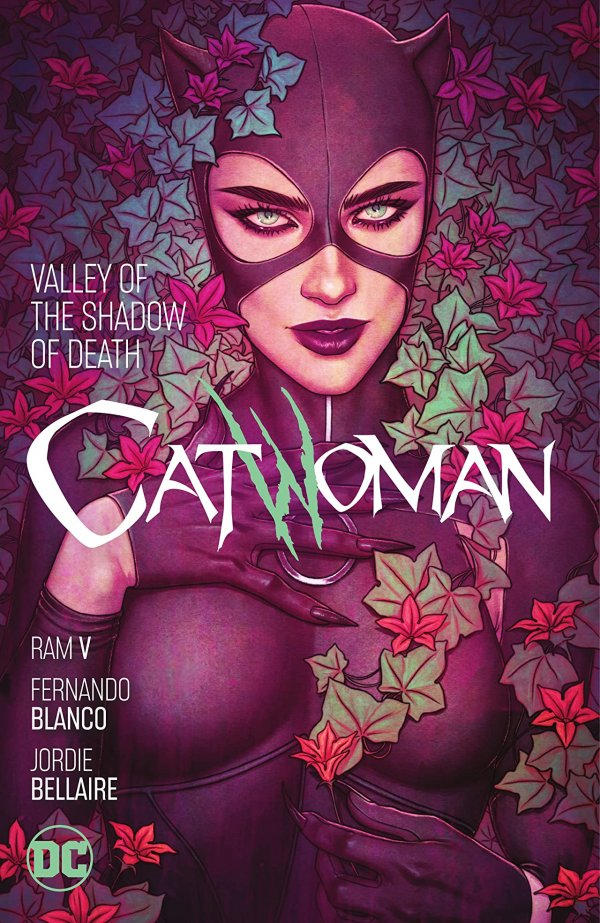 Catwoman Vol. 5: Valley of the Shadow of Death TP