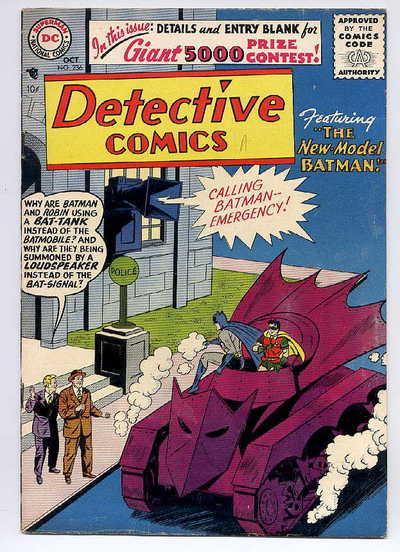 Detective Comics #236