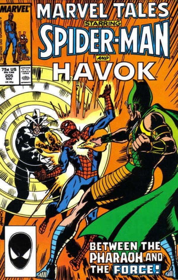 Marvel Tales #205