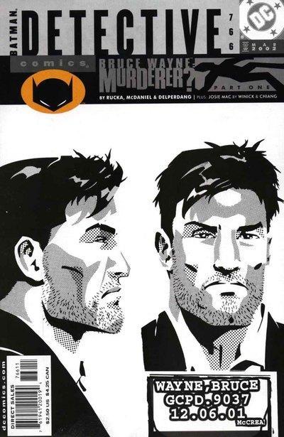 Detective Comics #766