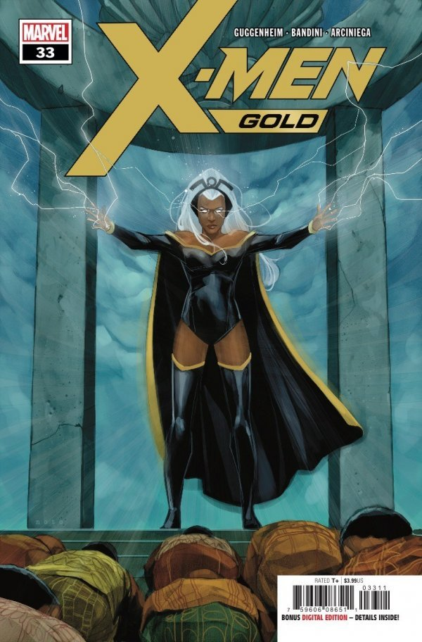 X-Men: Gold #33