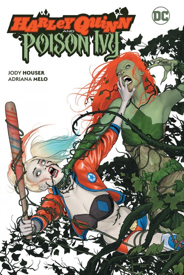 Harley Quinn and Poison Ivy HC