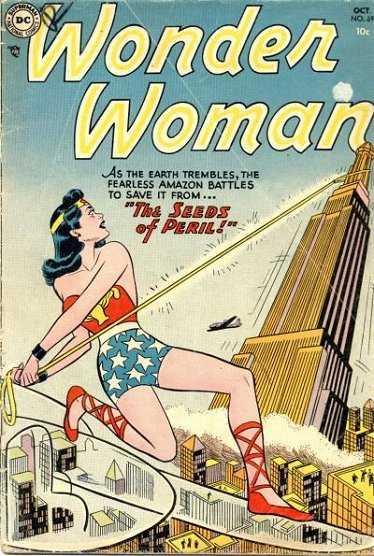 Wonder Woman #69