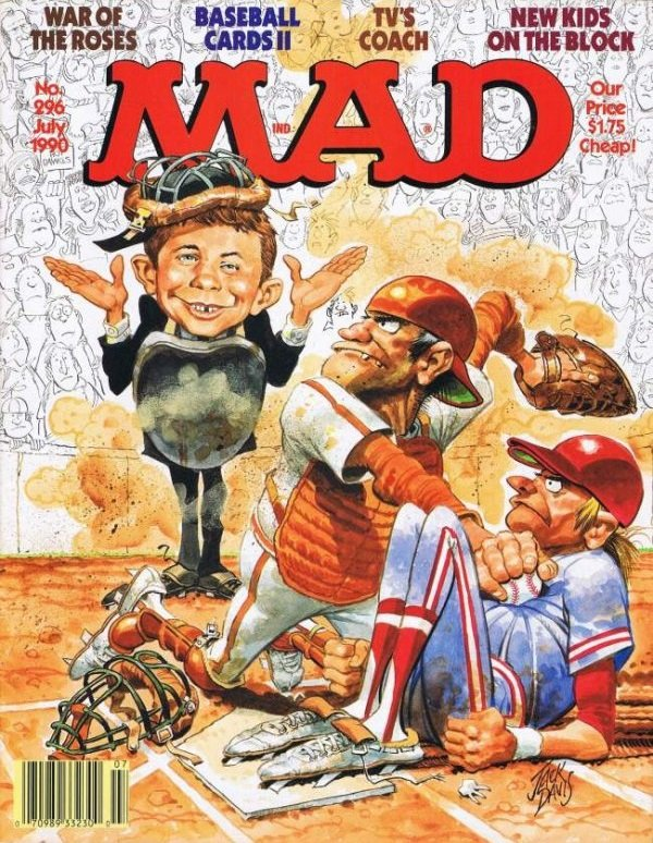 Mad Magazine #296