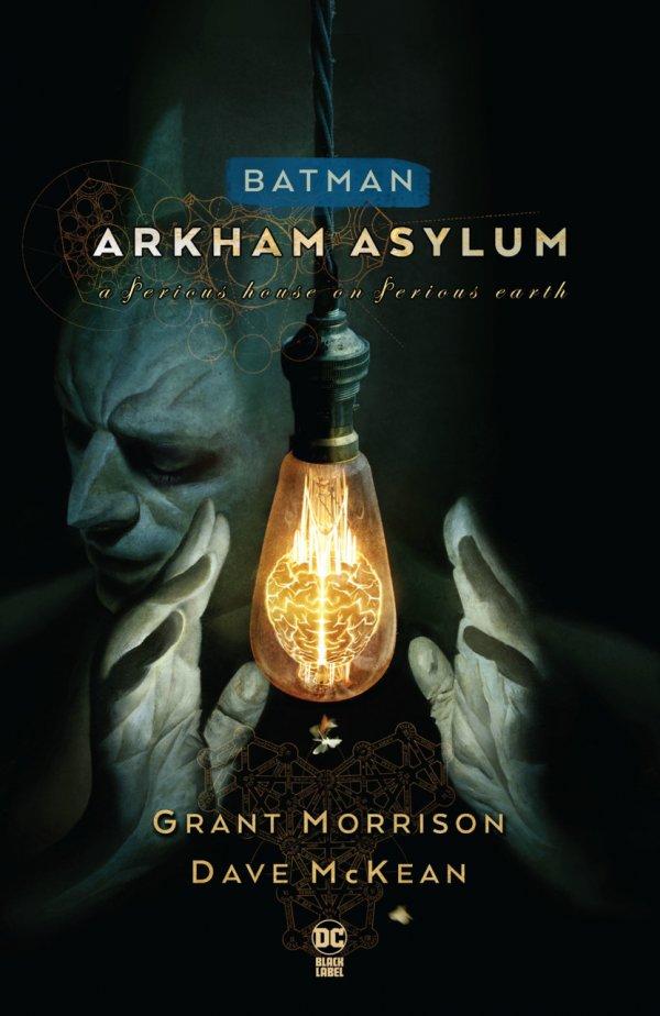 Batman: Arkham Asylum TP New Edition