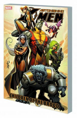 Astonishing X-Men Vol. 8: Children of the Brood TP