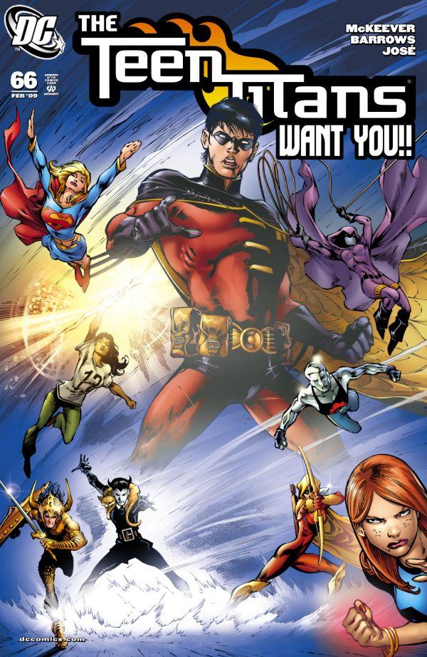 Teen Titans #66