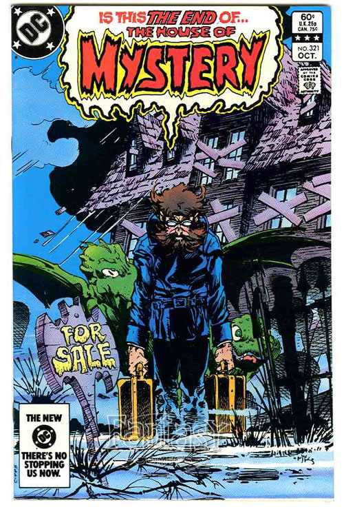 House of Mystery #321