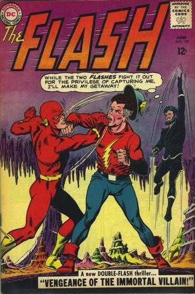 The Flash #137