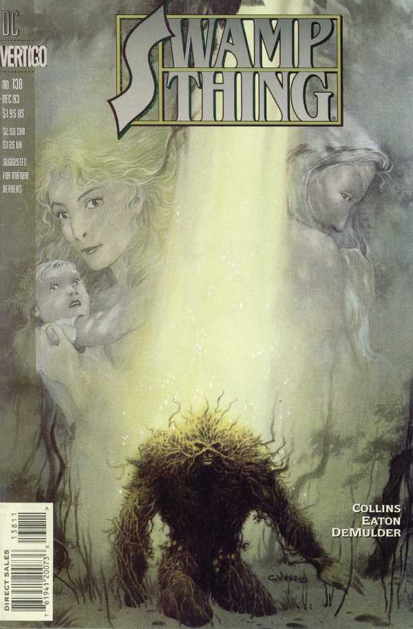 The Saga of the Swamp Thing #138