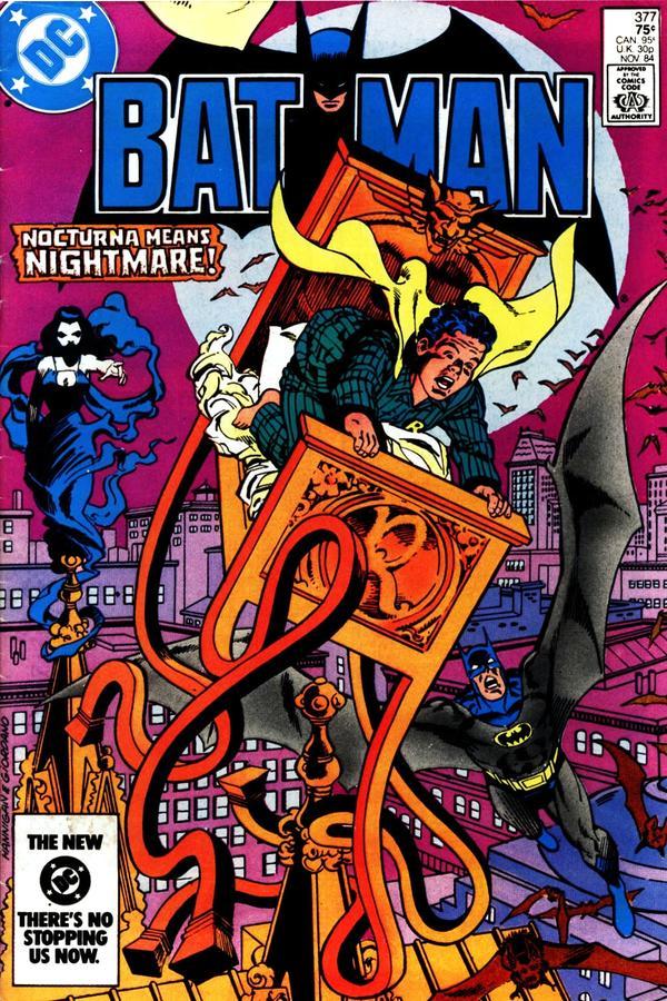 Batman #377