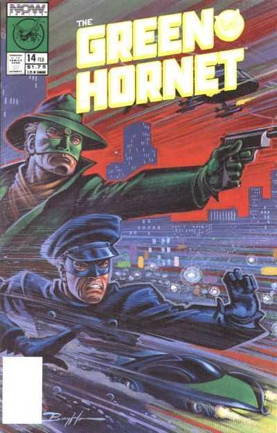 The Green Hornet #14