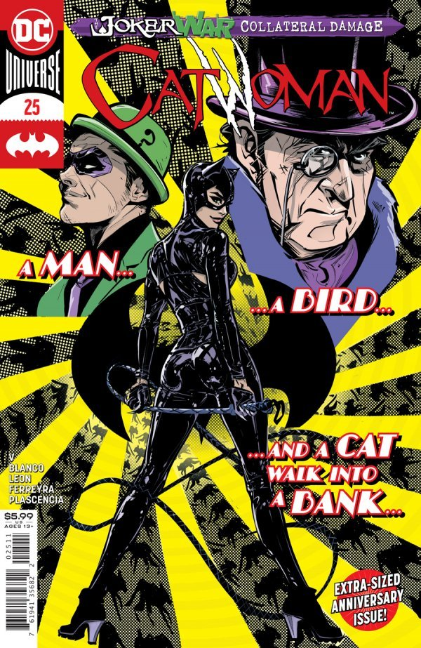 Catwoman #25