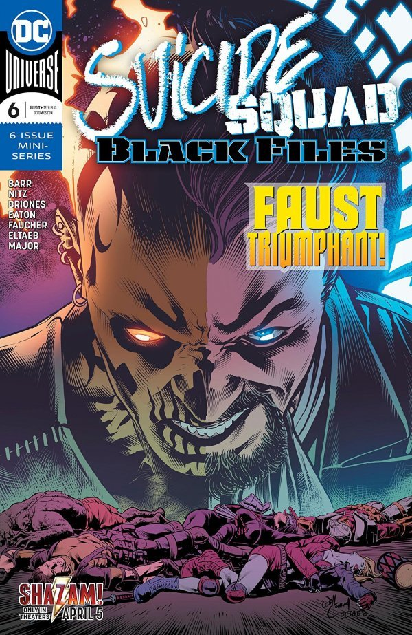 Suicide Squad: Black Files #6