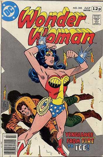 Wonder Woman #245