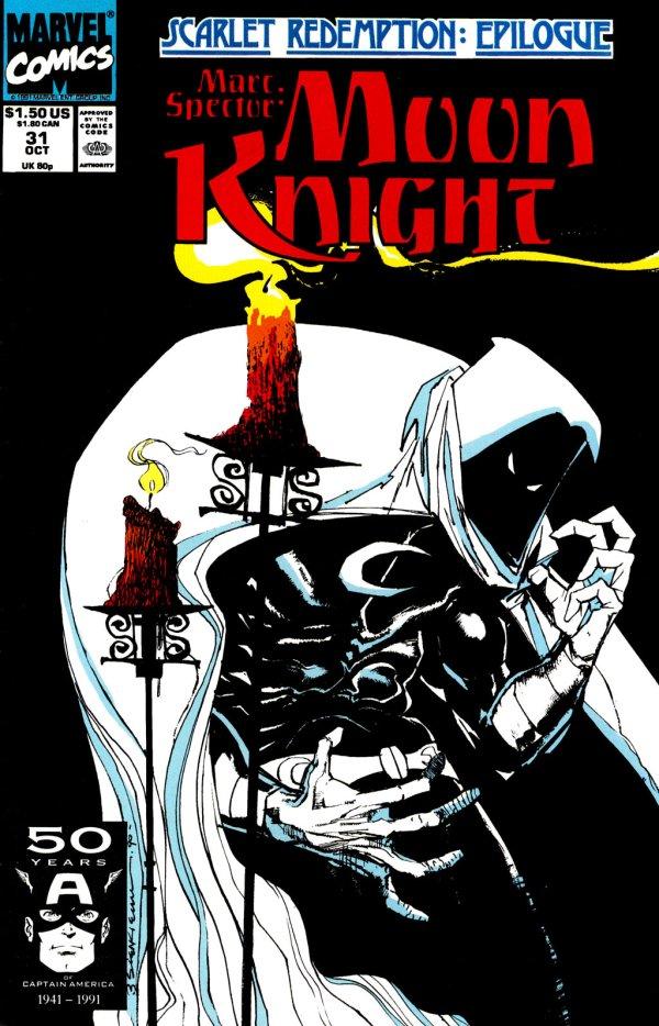 Marc Spector: Moon Knight #31