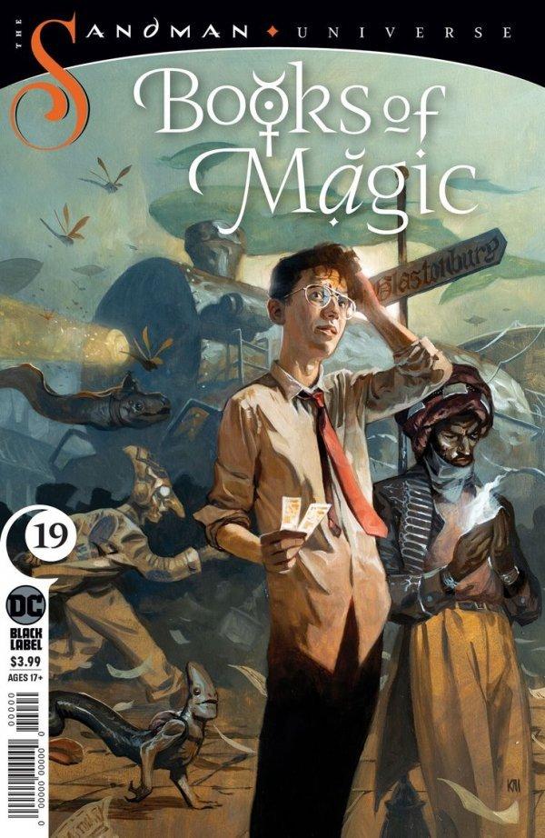 The Books of Magic #19