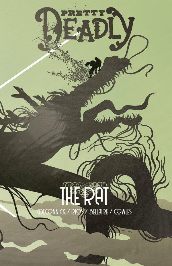 Pretty Deadly: The Rat #4