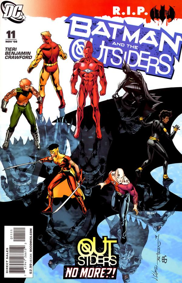 Batman and the Outsiders #11