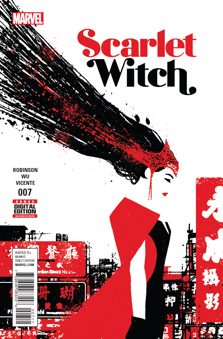 SCARLET WITCH #7 NIMIT MALAVIA STORY THUS FAR VARIANT COVER
