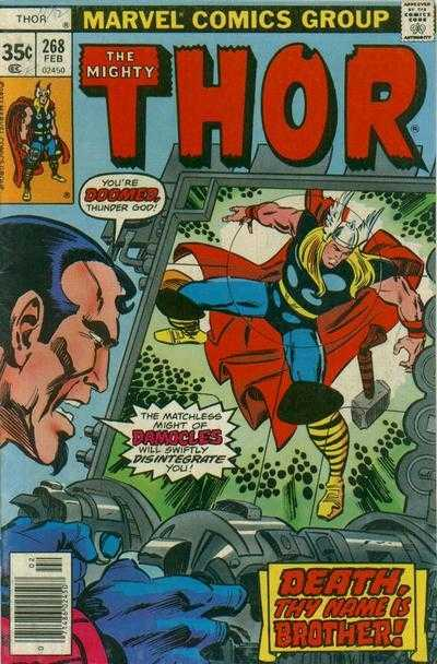 The Mighty Thor #268