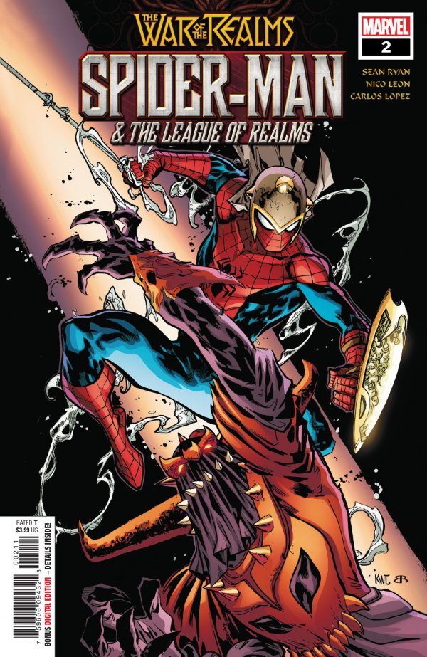 War of the Realms: Spider-Man and the League of Realms #2