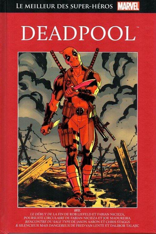 Le Meilleur des Super-Héros Marvel 34 . Deadpool
