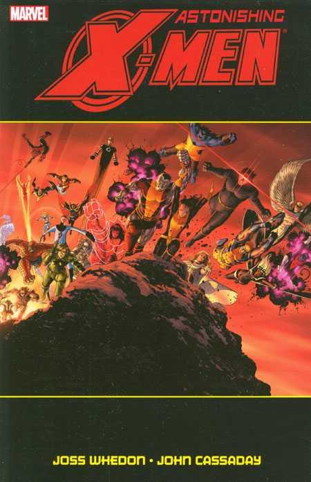 Astonishing X-Men by Joss Whedon & John Cassaday: Ultimate Collection Book 2 TP
