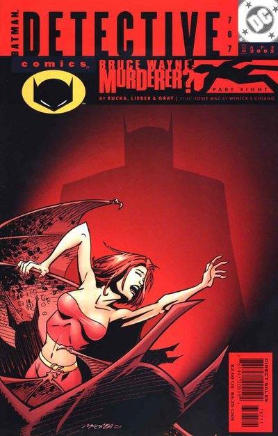 Detective Comics #767