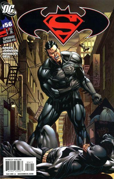 Superman / Batman #56