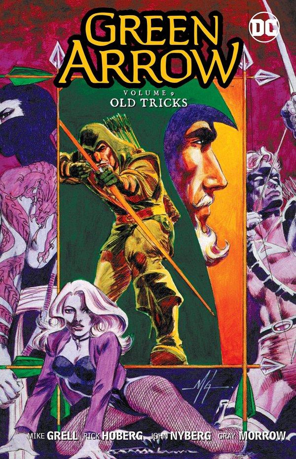 Green Arrow Vol. 9: Old Tricks TP
