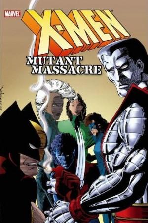 X-Men: Mutant Massacre HC
