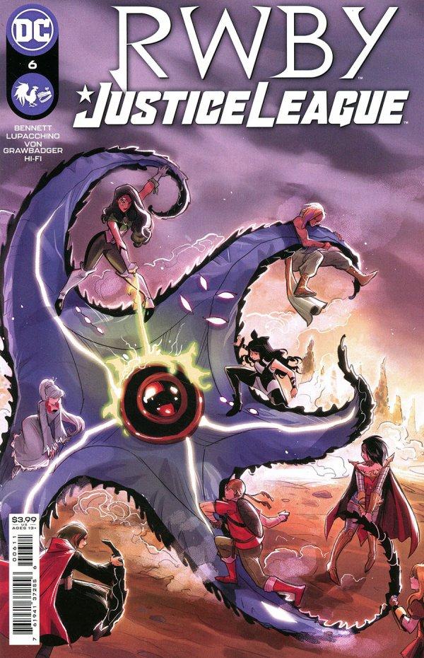RWBY / Justice League #6
